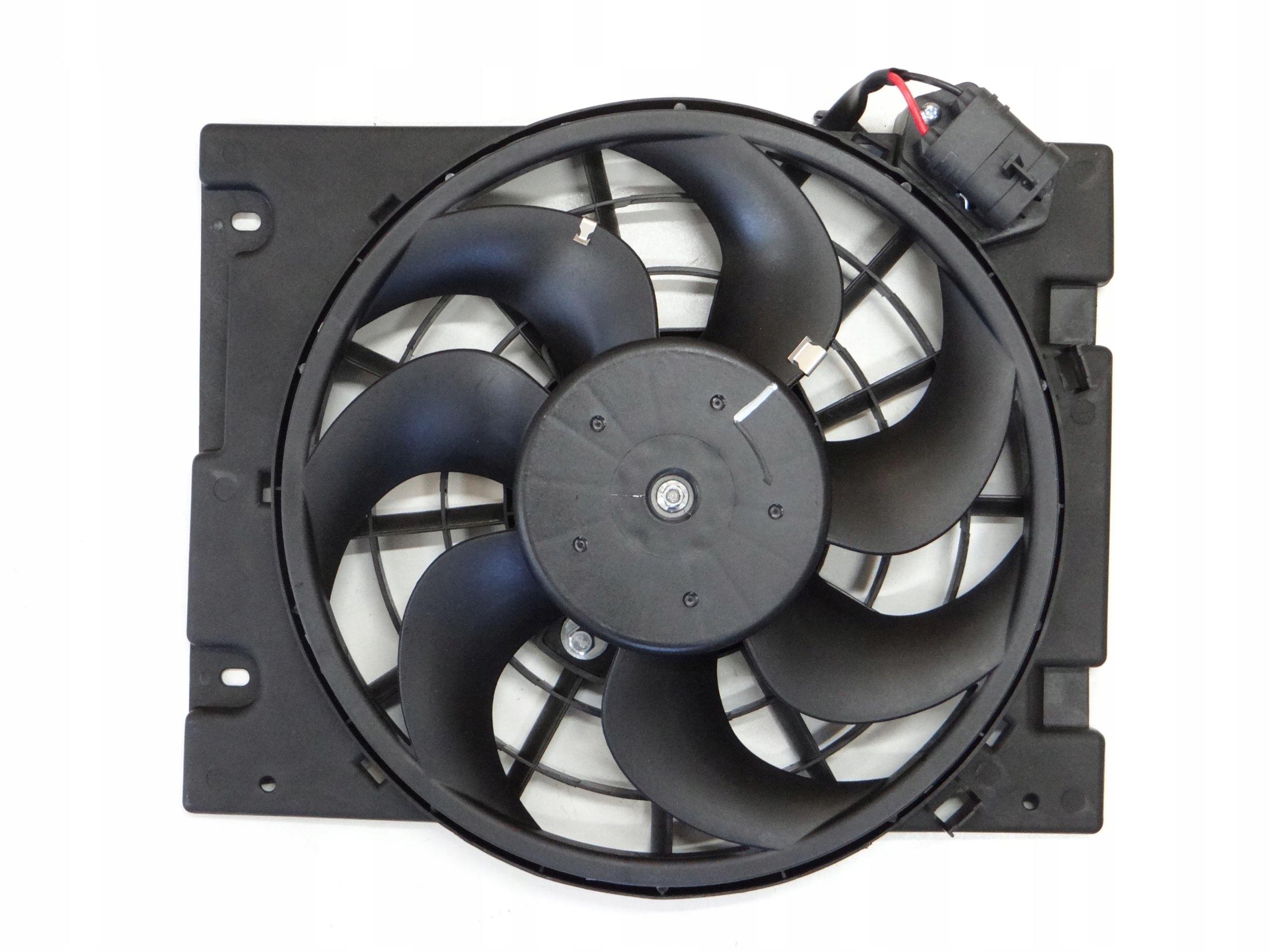 вентилятор кондиционирования воздуха klima opel zafira astra g