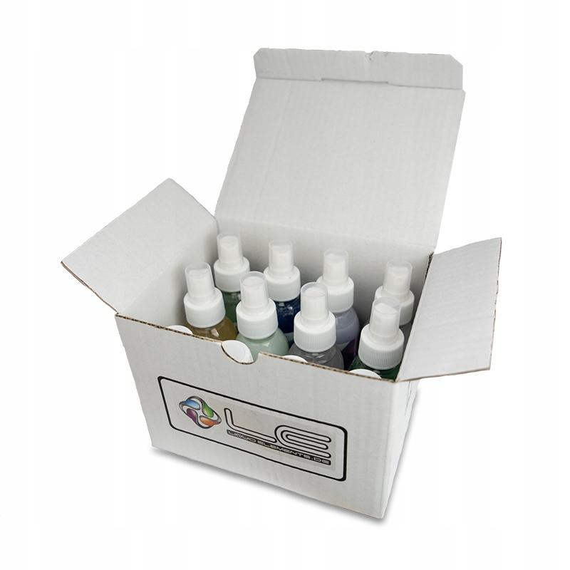 Liquid Elements Sample Box-Набор из 12 образцов ТЕСТЕР