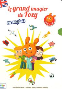 Item FOXY VISUAL DICTIONARY FOR CHILDREN ENGLISH + CD