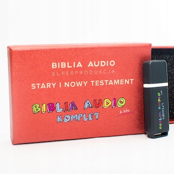 Item Audio Bible stick: a collection of family