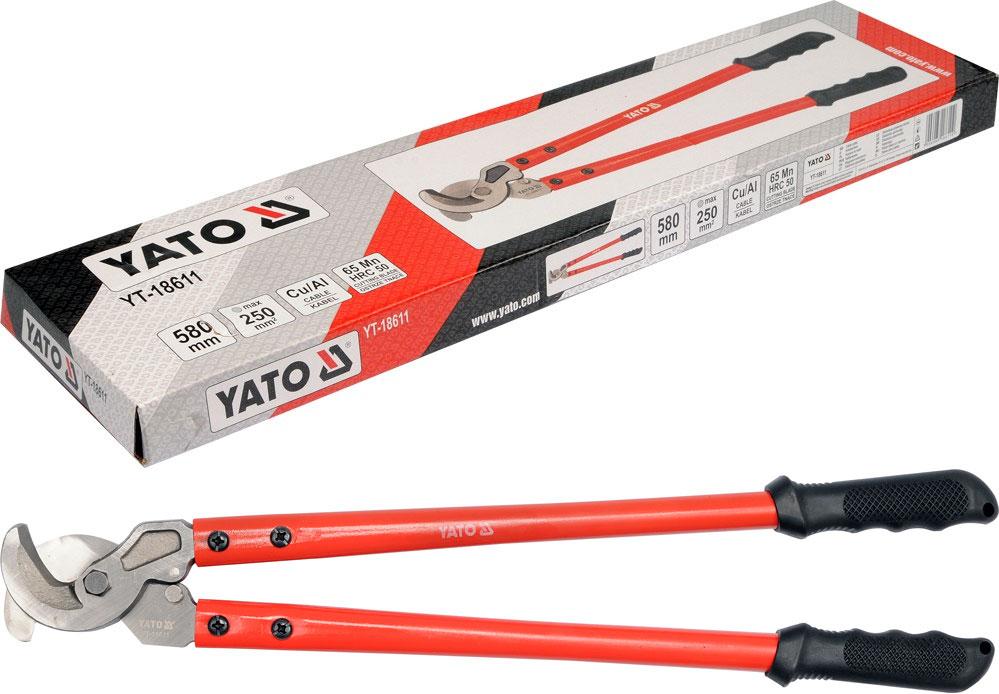 Strihač drôtov 580 mm YATO