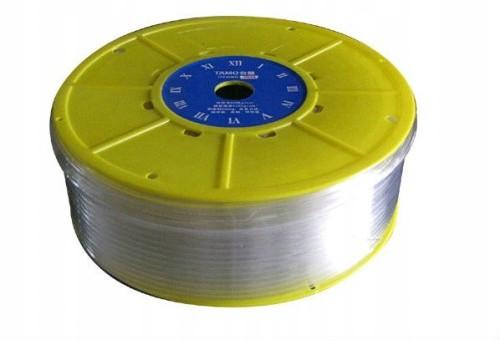 Przewód wąż pneumatyczny TEKALAN 6x4 6mm