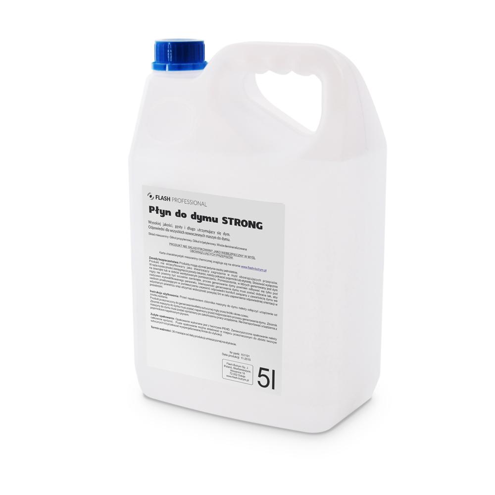 Farebné dymové fluidné rozmerové 5L silné