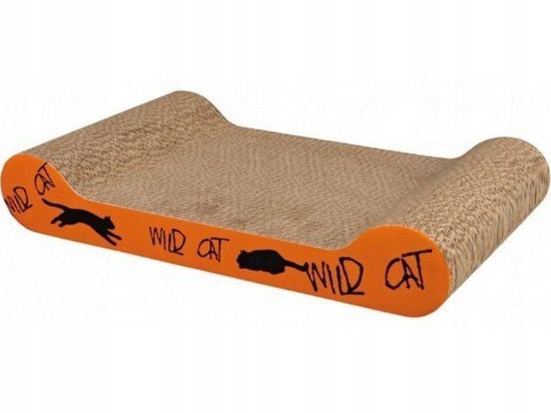 Drapak dla kota kartonowy Wild Cat TX 48000