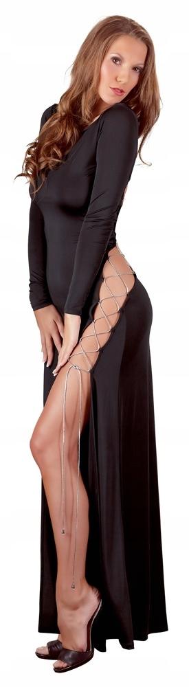 Item Długa sukienka L