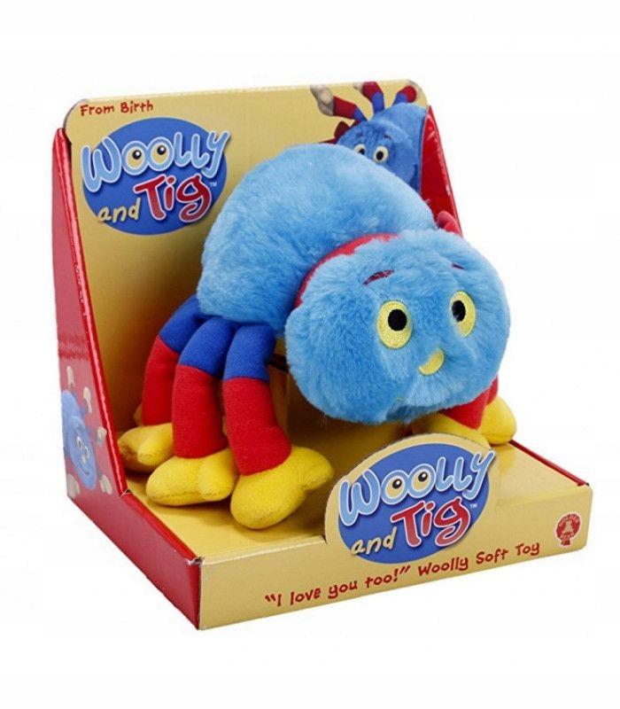 Pôvodná Mascot Spider Woolly rozprávka