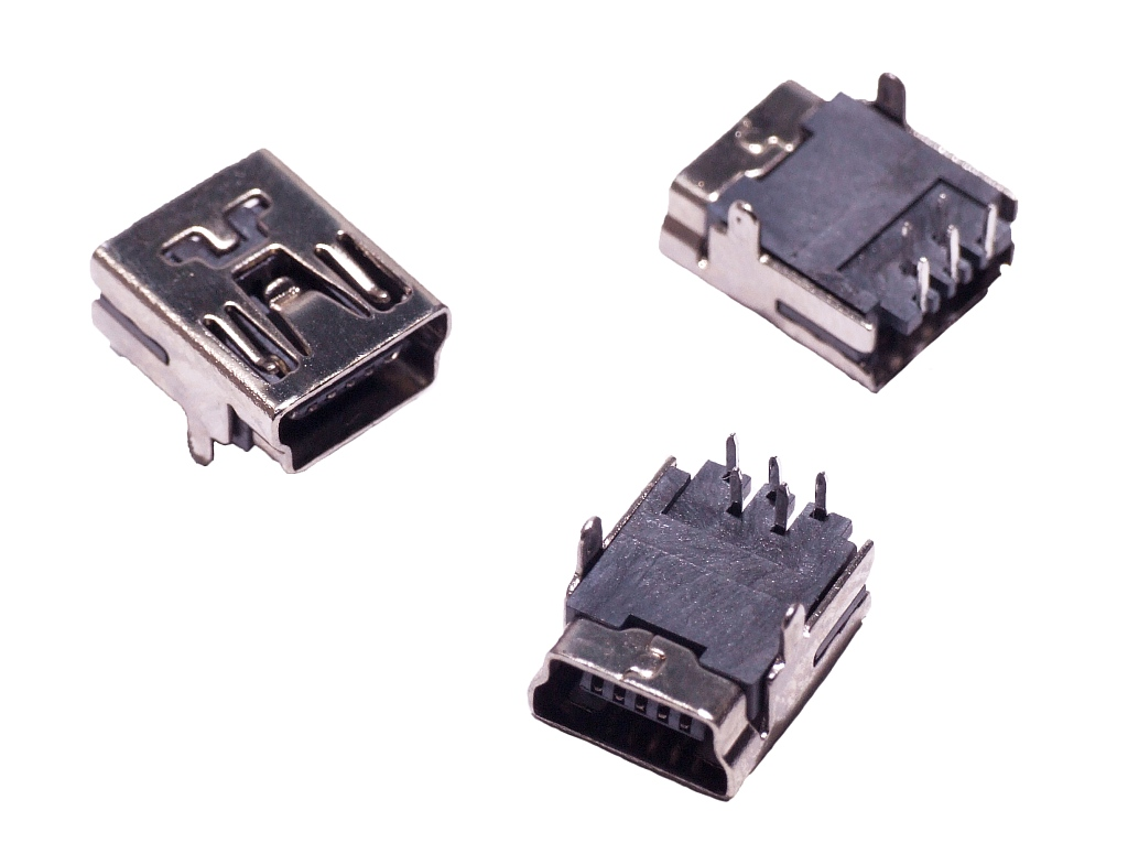MINI USB Sock Controller PS3 5 + 2 PIN NOVÉ FV23%