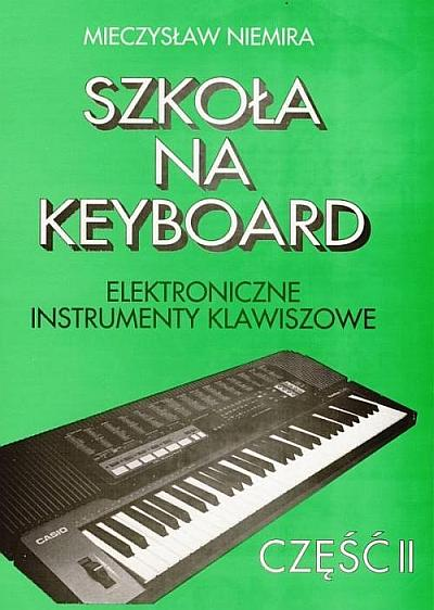 Item BOOK FOR KEYBOARD cz.2