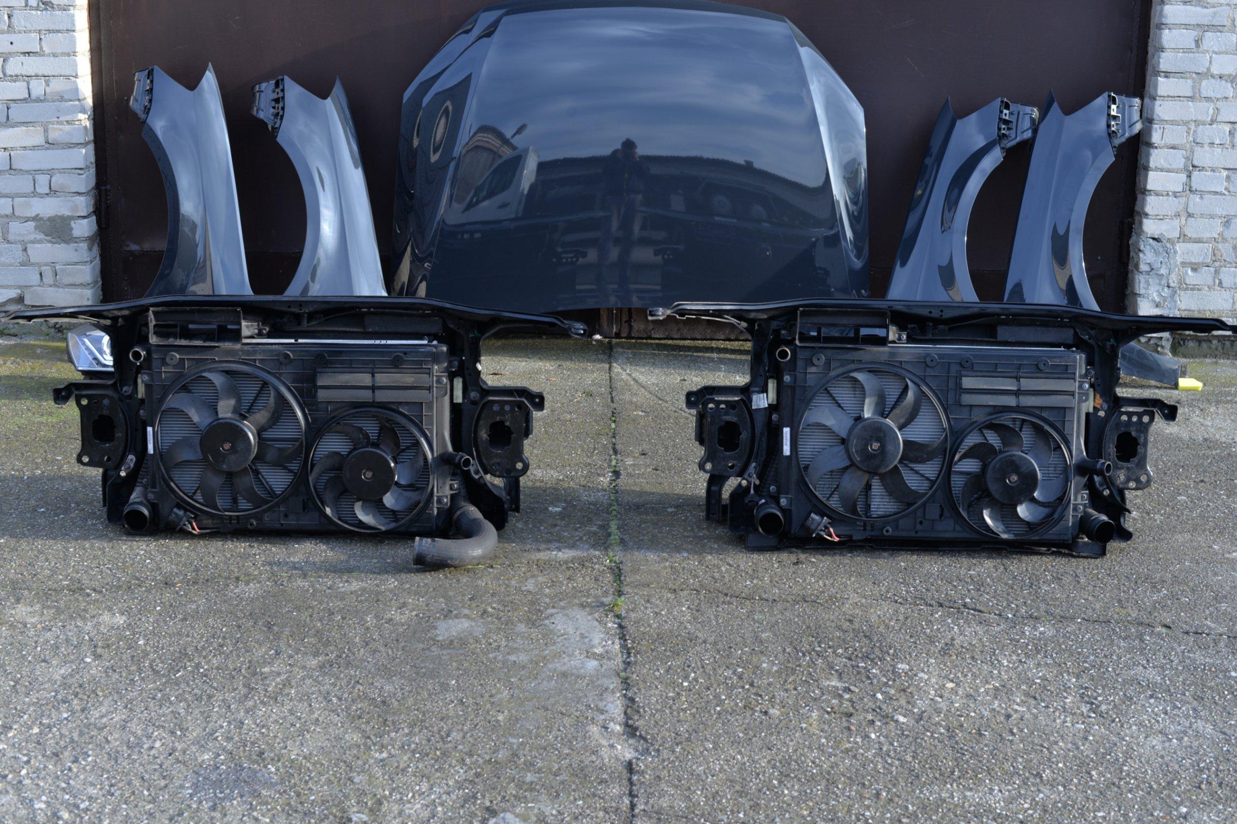 [КАПОТ ZDERZAK КРЫЛО REFLEKTOR PAS VW PASSAT B7 из Польши]изображение 3
