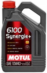 Motul 6100 Synergie + 10W40 5л
