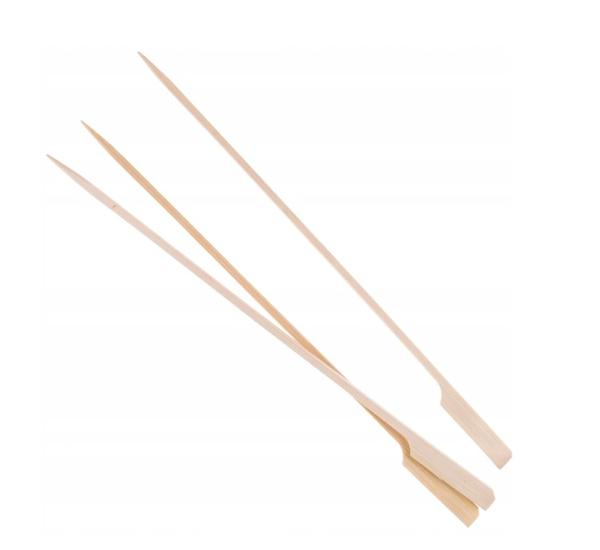 Bambusové palice pre špízy s buchta 200
