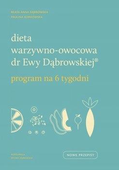 Овощно-фруктовая диета Евы Домбровской 6 недель