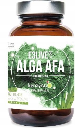 Купить ALGA AFA E3LIVE (PROSZEK 40 G) - SUPLEMENT DIETY на Otpravka - цены и фото - доставка из Польши и стран Европы в Украину.