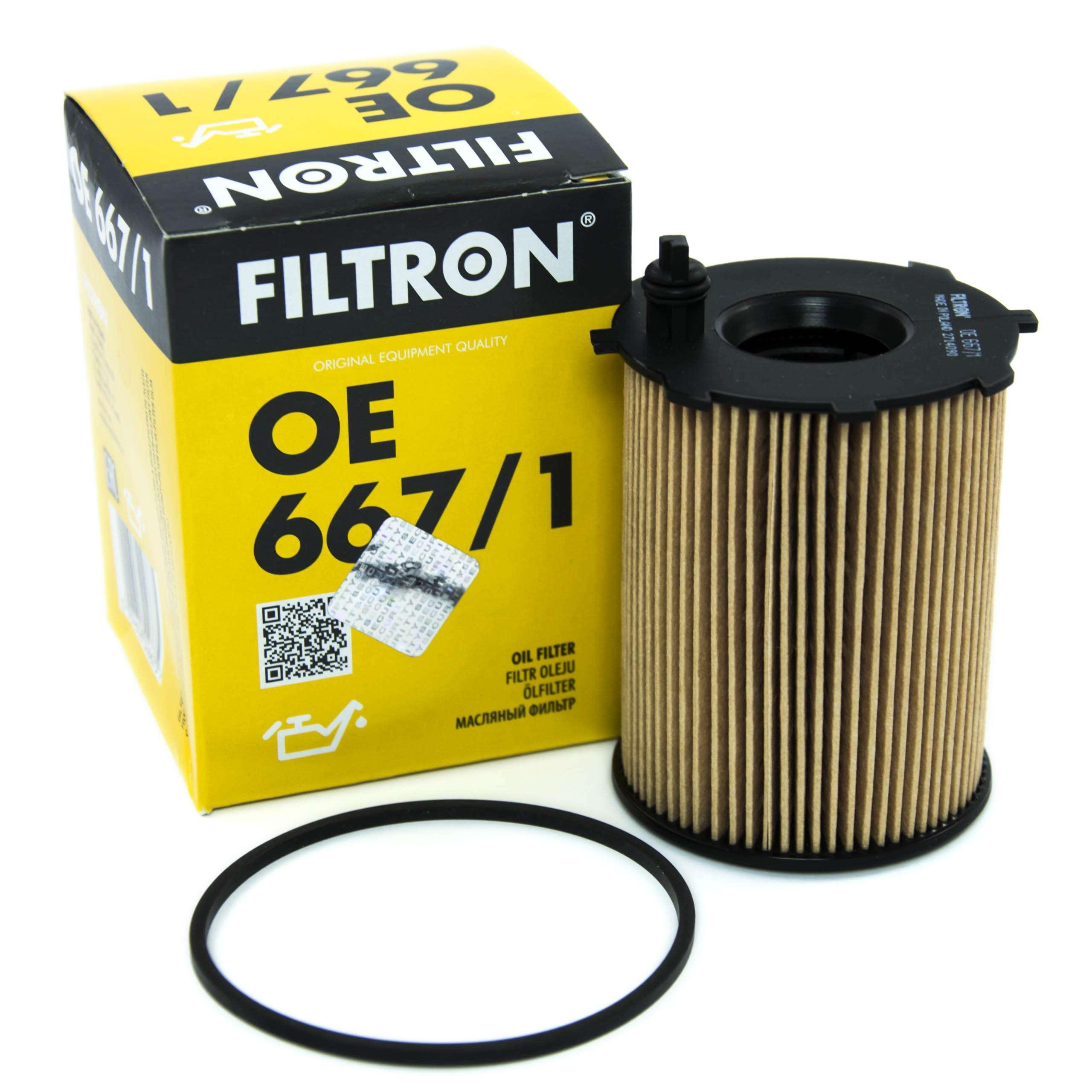 фильтр масла oe6671 к ford fiesta focus 14 tdci