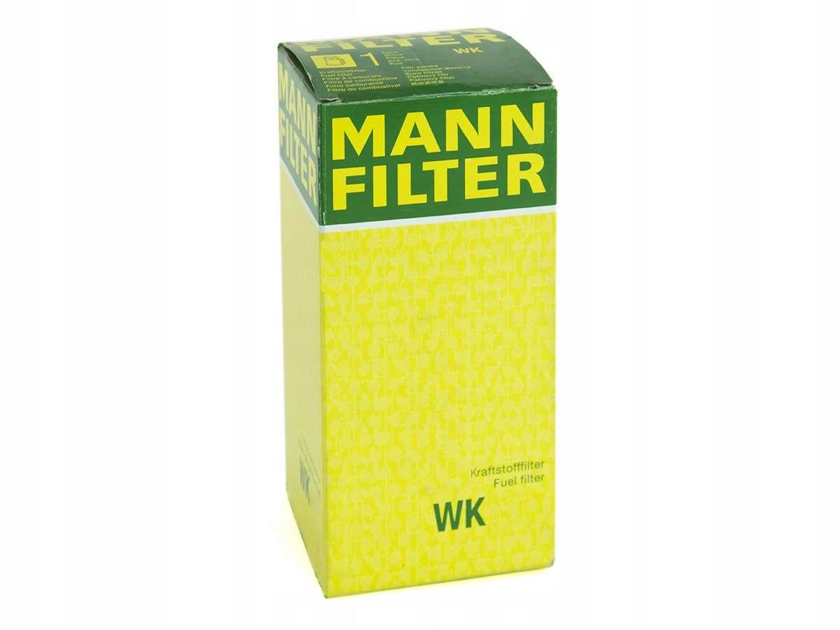фильтр топлива манн wk9012x renault suzuki