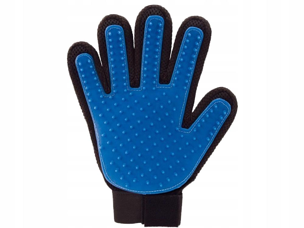 перчатка для WYCZESYWANIA ШЕРСТИ ДЛЯ СОБАКИ КОШКИ