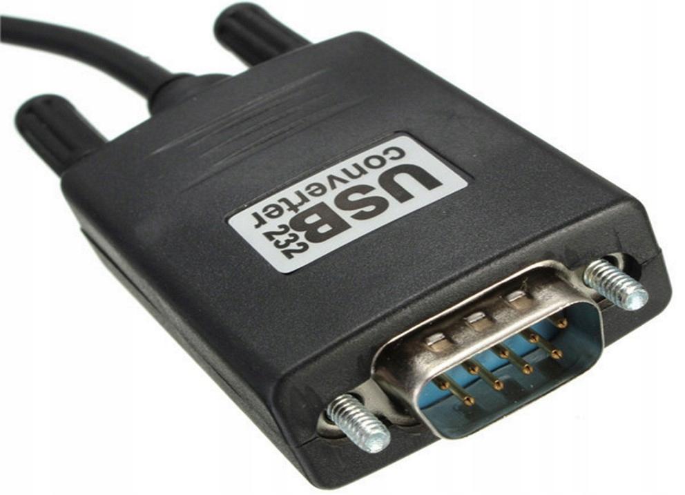 Кабель Przejściówka USB RS232 Com PROLIFIC PL2303