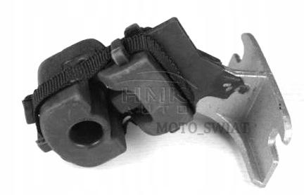 резина вешалка глушителя peugeot 307 308