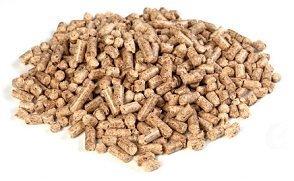 Пеллеты Древесные пеллеты 1000 кг тонн SILESIA 6 мешков A2
