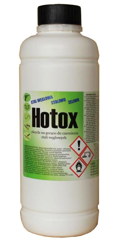 Hot Oxida pre oceľ (čierna) 1 kg
