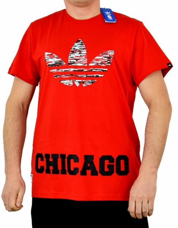 ADIDAS ORIGINALS Chicago Bulls Koszulka Sportowa