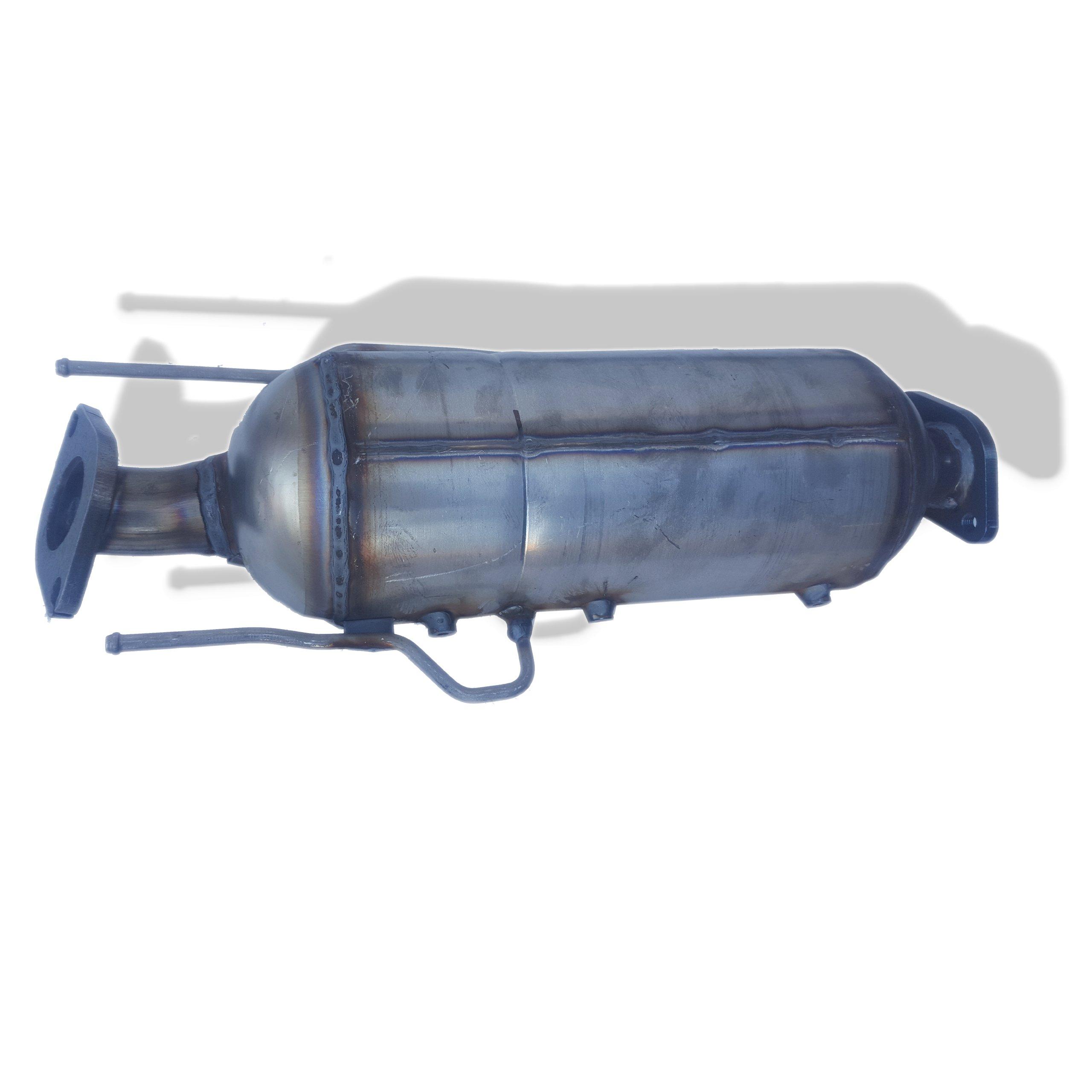 фильтр dpf fap kia ceed 1 6 crdi 2006-