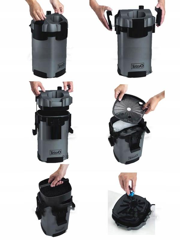 TETRA EX800 плюс внешний фильтр. 100-300l +++бесплатно! Бренд Tetra