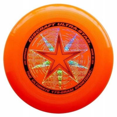 ДИСКИ DISCRAFT 175 G. ULTIMATE FRISBEE