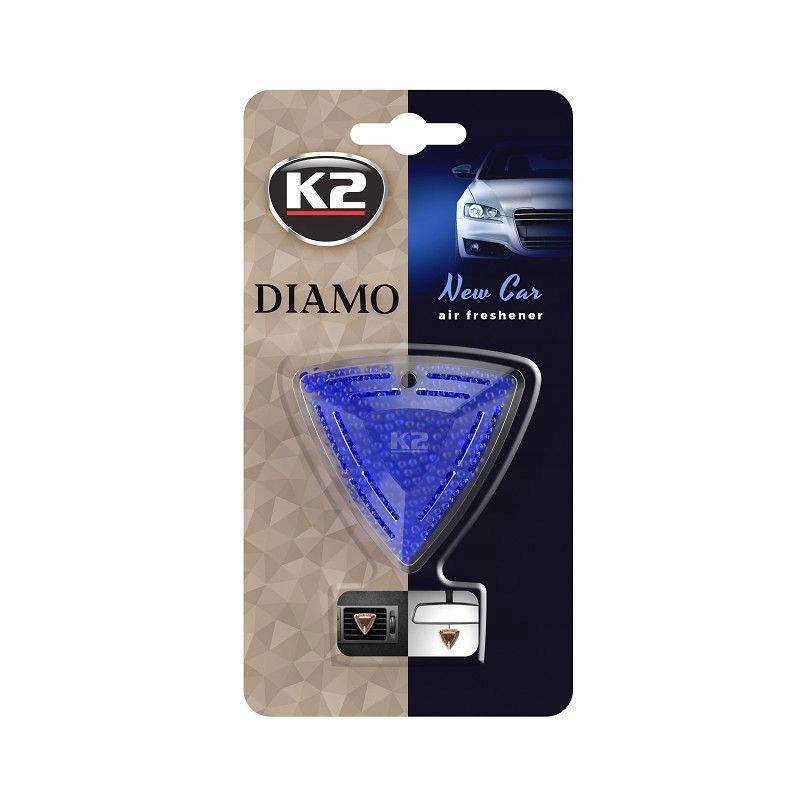 K2 DIAMO автомобильный аромат NEW CAR новый автомобиль