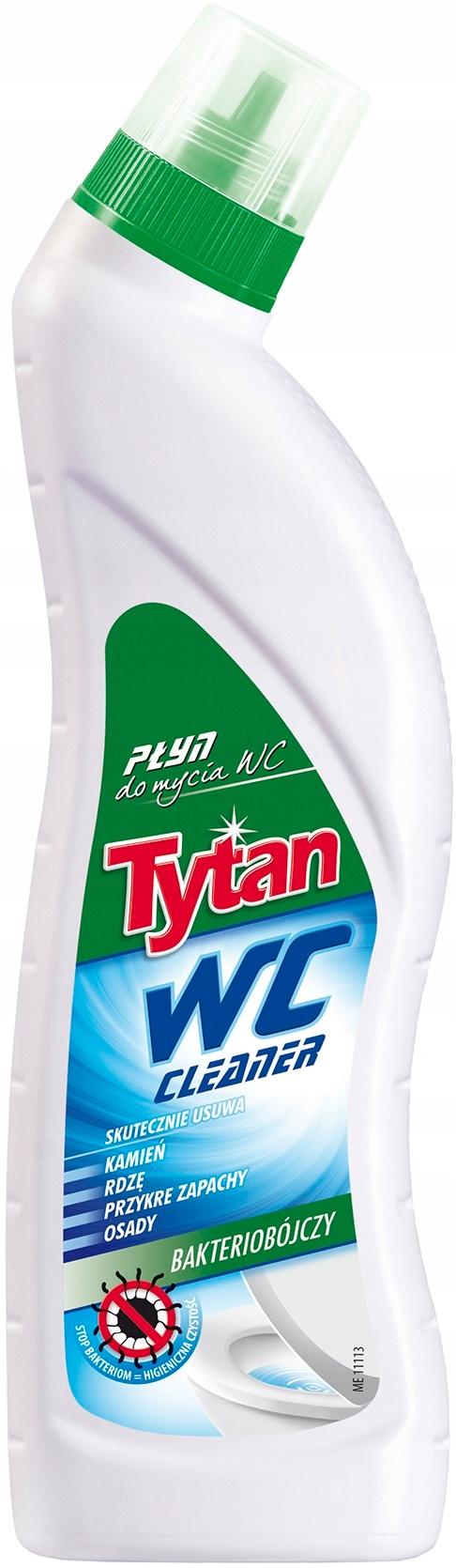 Титан Жидкость Бактерицидных для Мытья WC 700 г
