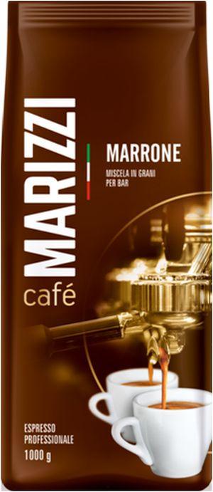 Coffee bean typ MARIZZI MARRONE ARABICA 1KG F/s DPH