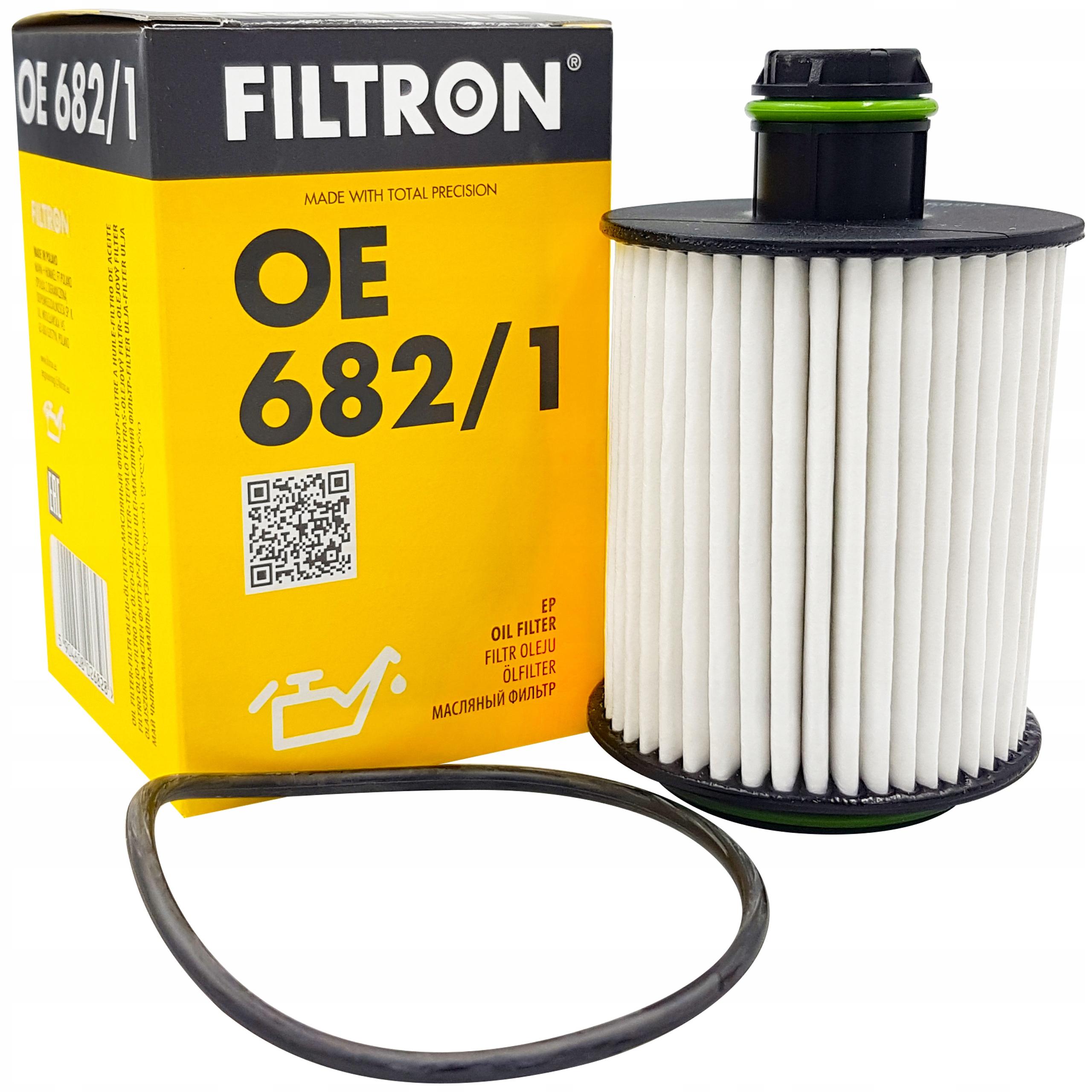 фильтр масла oe6821 к opel insignia a 20cdti