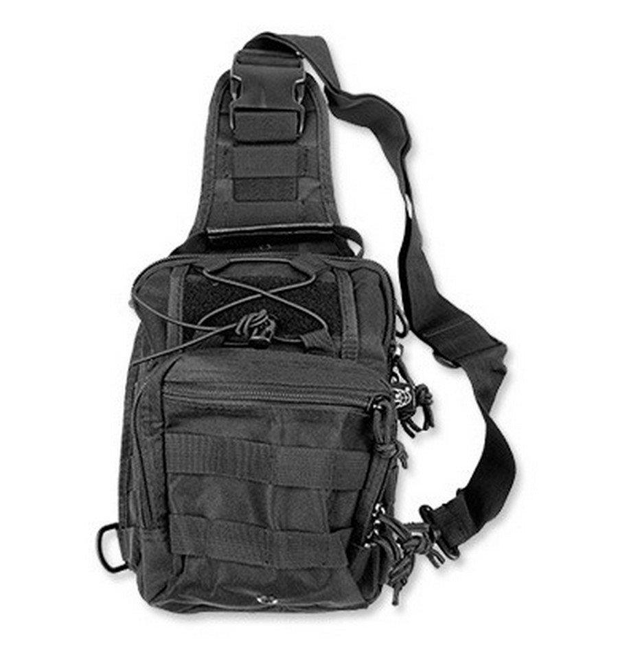Купить СУМКА РЮКЗАК SLING BAG M10 ЧЕРНЫЙ ВОЕННАЯ TAKTYCZ на Eurozakup - цены и фото - доставка из Польши и стран Европы в Украину.