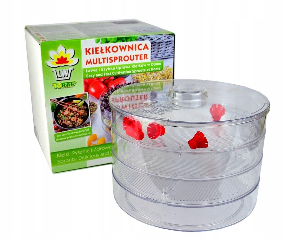 Ящик для ростков 3 чешуи + семена для ростков в подарок!