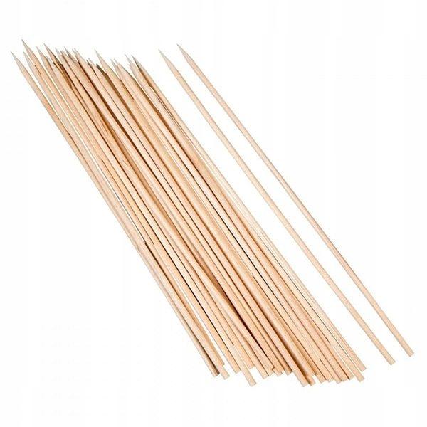 Пикник Зубочистки, палочки для шашлыков, 30 шт