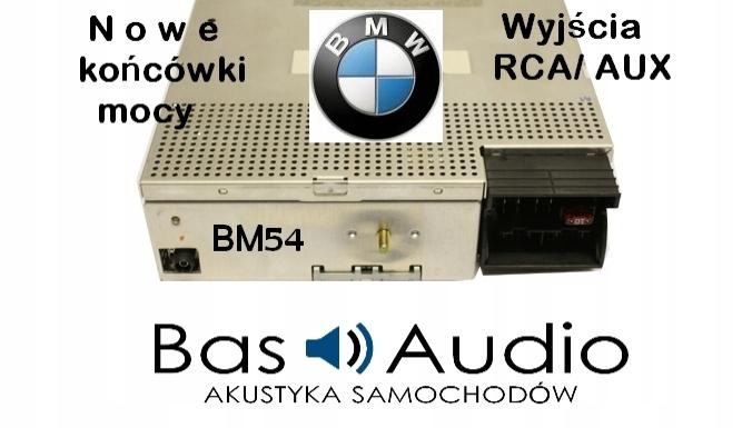 BM54 TUNER РЕМОНТ KOŃCÓWEK MOCY BMW E38/39 E46 X5 изображение 5