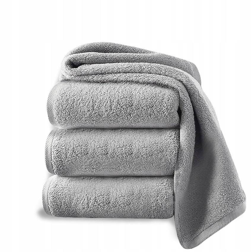 4 х TOWELS PREMIUM COLORS 2x 70x140 2x 50x100 см
