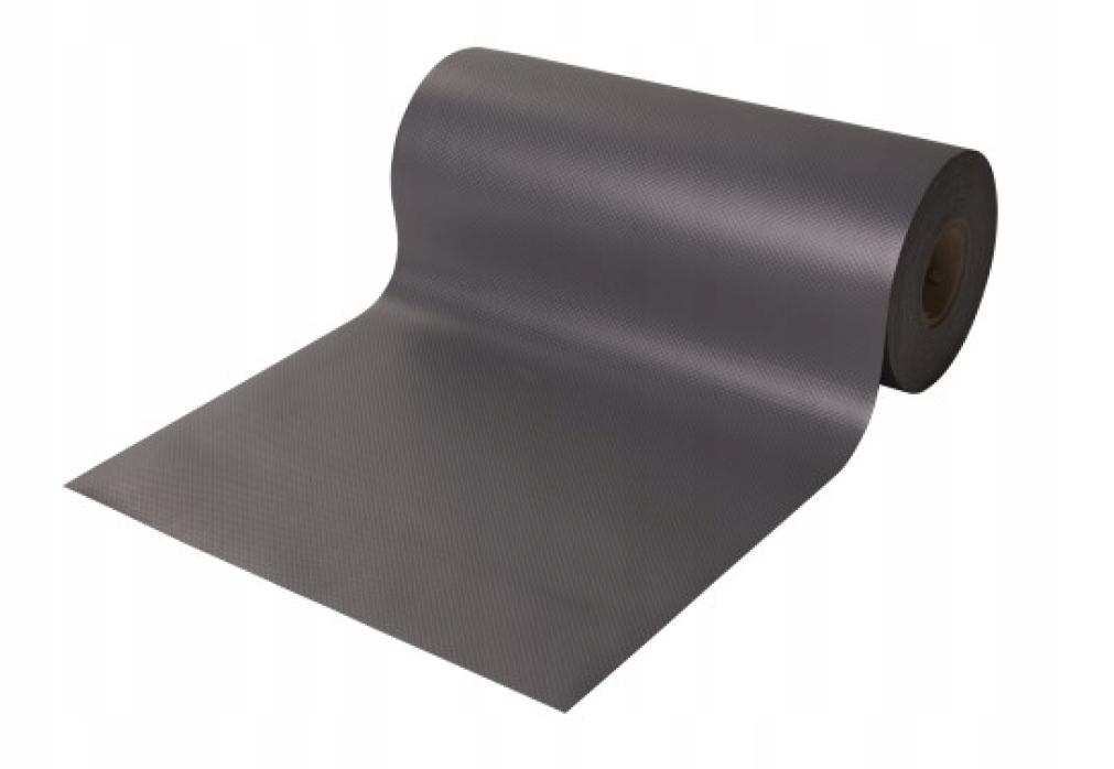 Нескользящий защитный коврик АНТРАЦИТ для ящиков