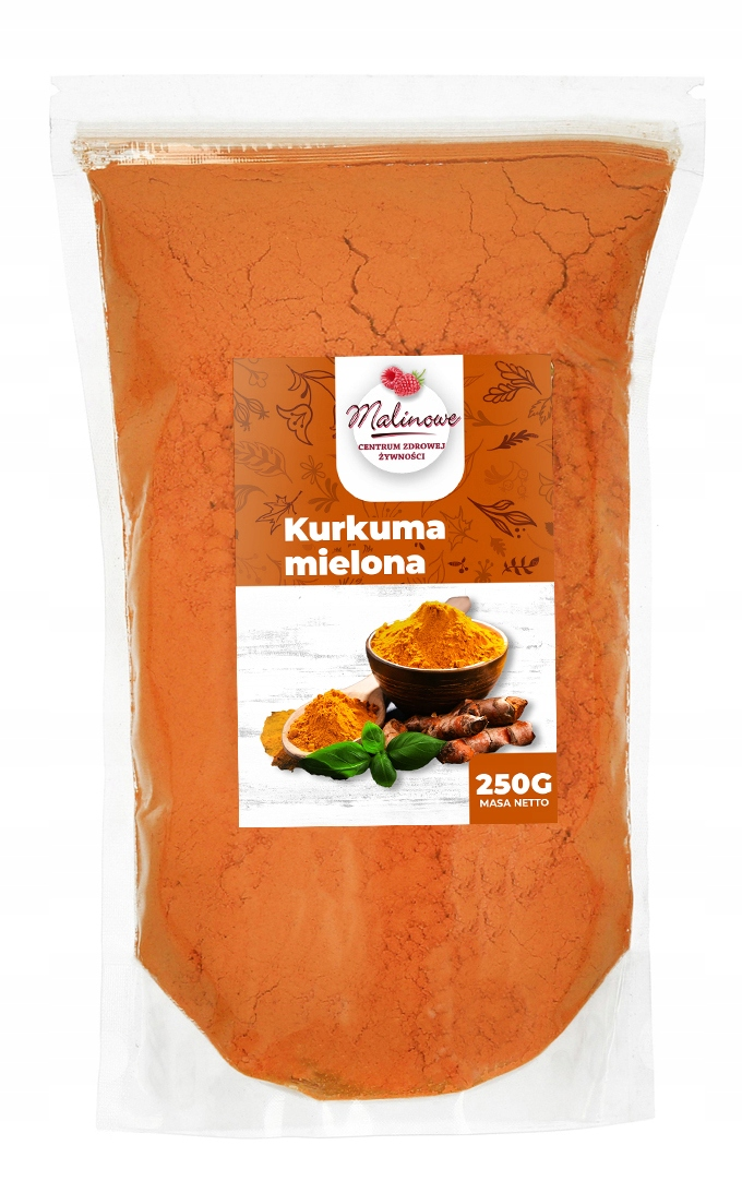 Item GROUND TURMERIC 250g NATURAL WITHOUT CHEMICALS QUALITY