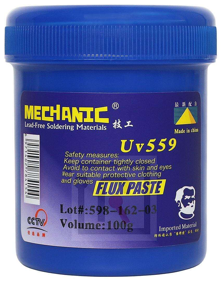 ПАСТА FLUX FLUX MECHANIC UV559 50g