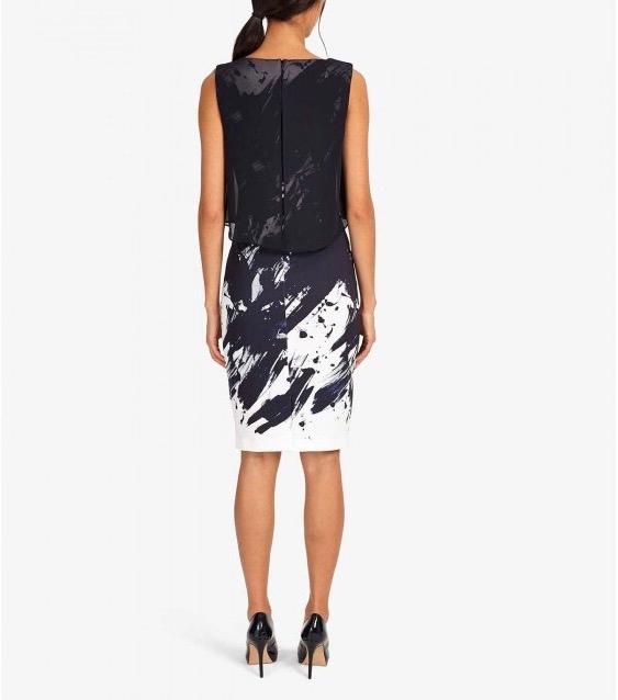 sukienka z szyfonem 40 Phase Eigh