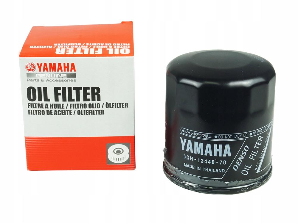 Масляный фильтр YAMAHA 5GH-13440-70 F100F