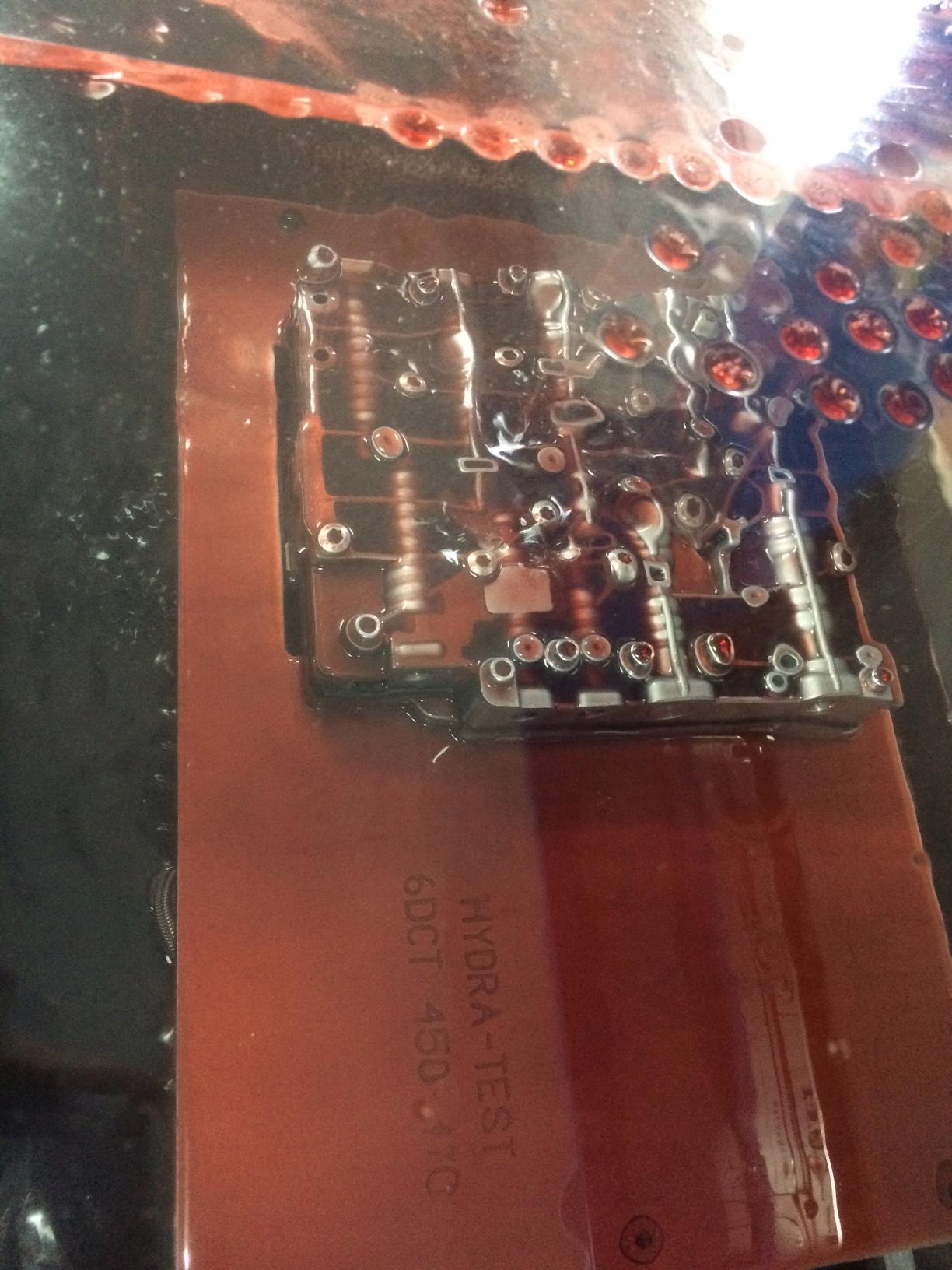 драйвер dps6 6dct450 с переключением под нагрузкой ford volvo джип