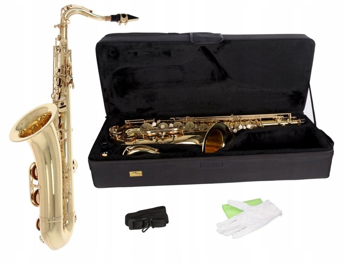 Купить Профессиональный саксофон тенор MTUNES T3200G КОМПЛЕКТ! на Otpravka - цены и фото - доставка из Польши и стран Европы в Украину.