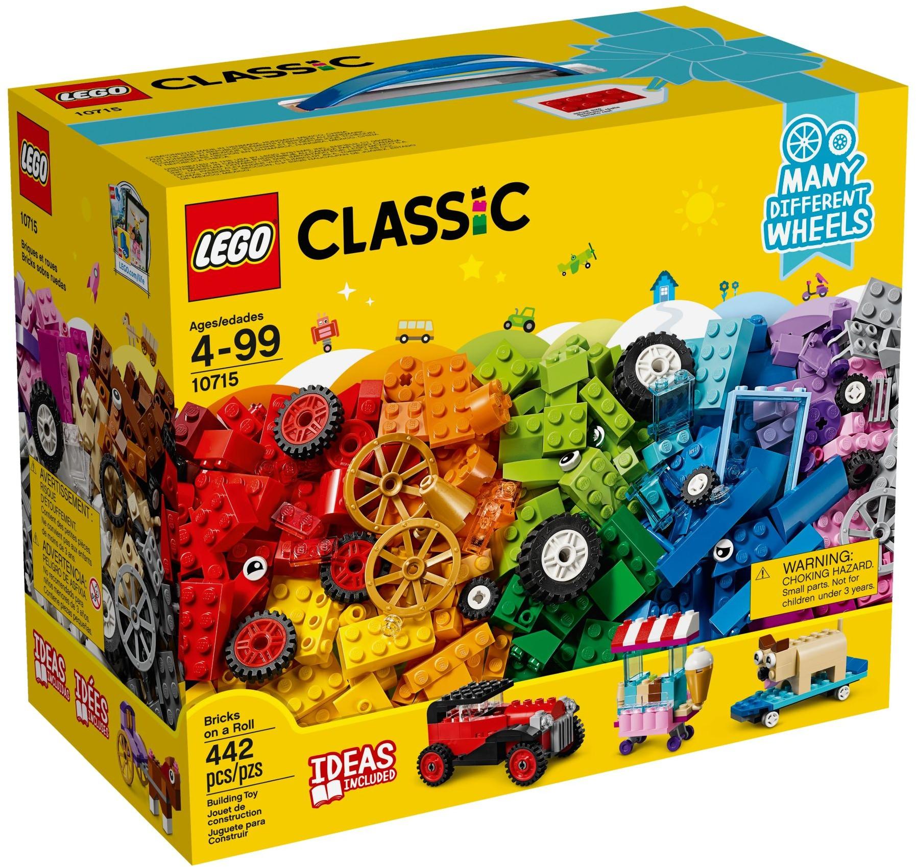 LEGO CLASSIC Kocky v roli 10715