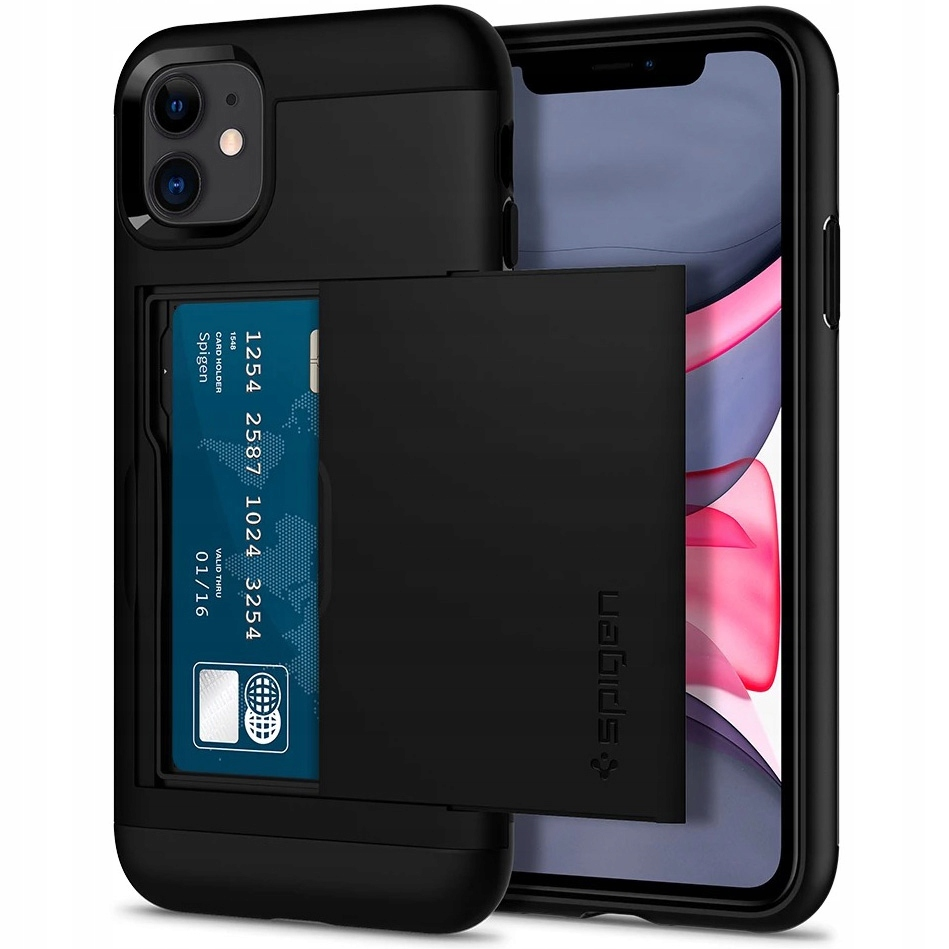 Etui Spigen do iPhone 11, obudowa, case cover S Cs