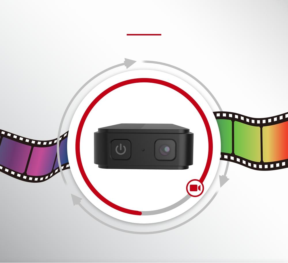 PENDRIVE MINI KAMERA USB FULL HD DETEKCJA DO 128GB Informacje dodatkowe złącze mikrofonowe