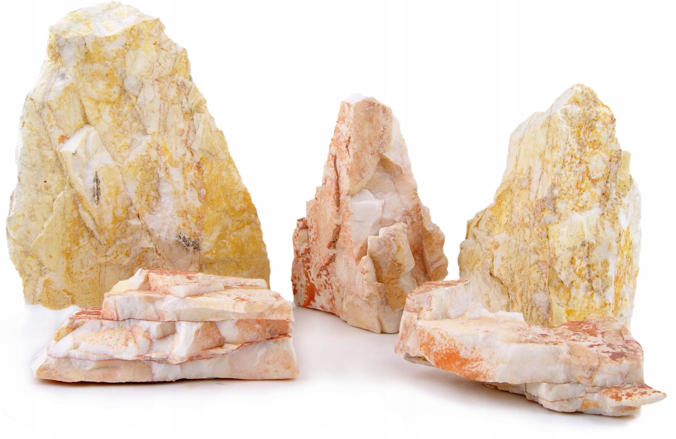 Melanti kameň Rock Akvárium Iwagumi Nastaviť 5kg