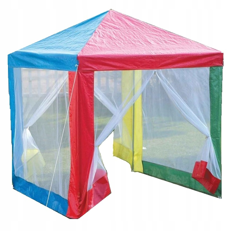 Domek Ogrodowy Namiocik Pawilon Namiot Dla Dzieci 7977714010 Allegro Pl