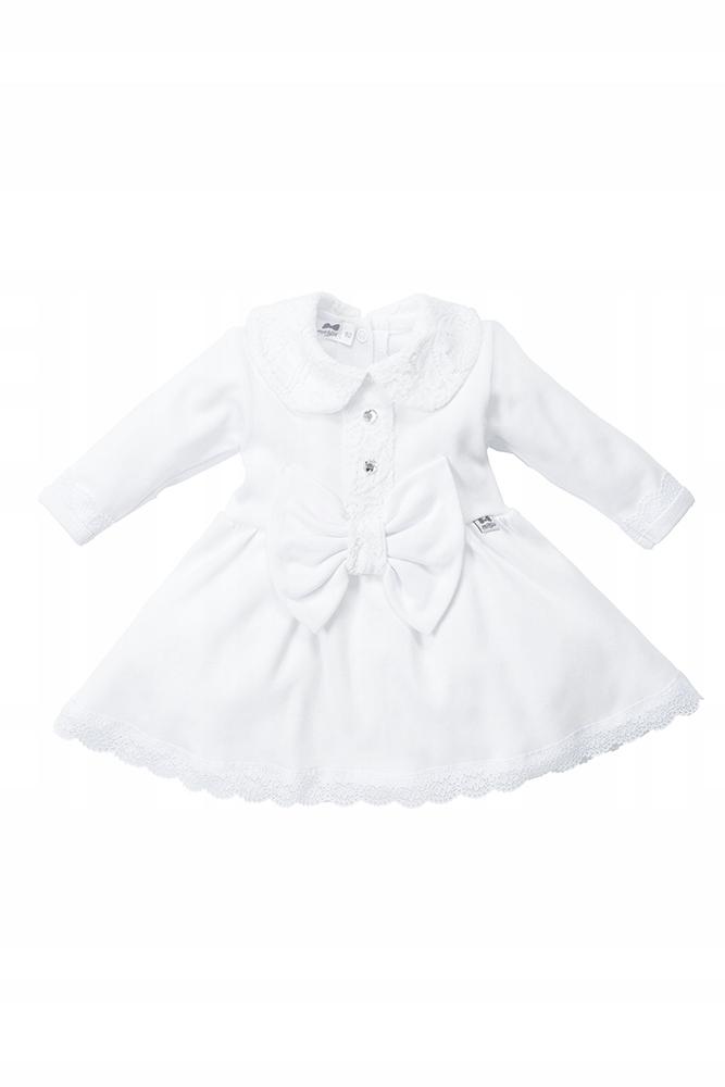 Šaty dłuki rukáv 68 Princezná